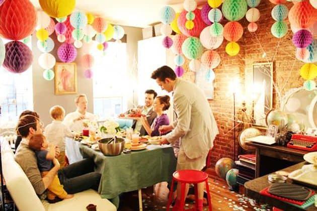 Detalles imprescindibles para una fiesta perfecta