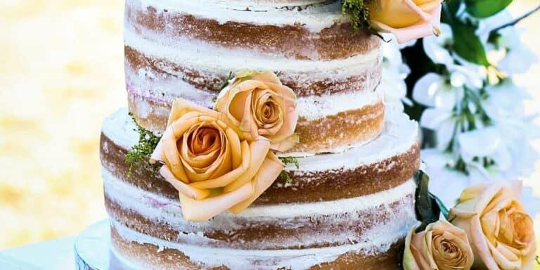 Tartas de boda, ¿qué tener en cuenta para elegir la mejor tarta de boda?
